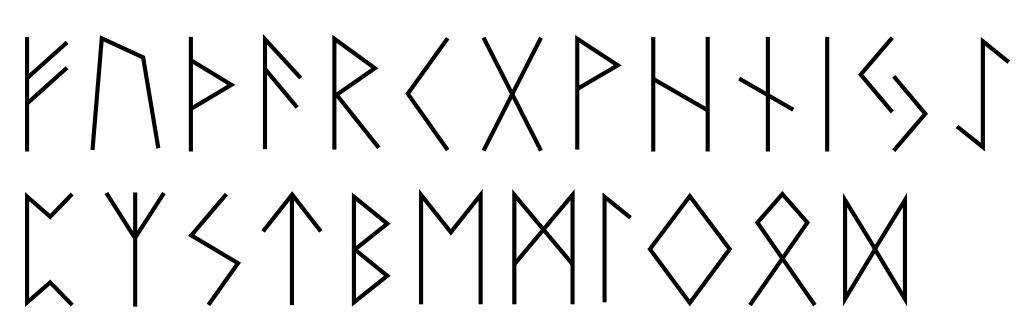 ルーン文字