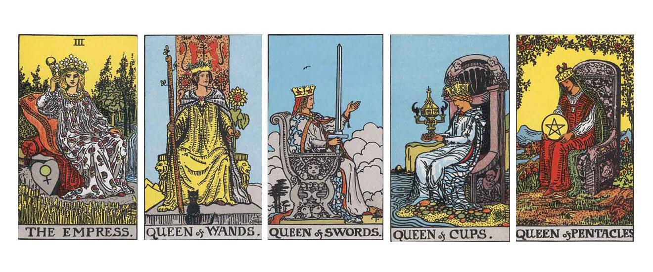 【タロット一覧】イメージでカードの意味を知ろう